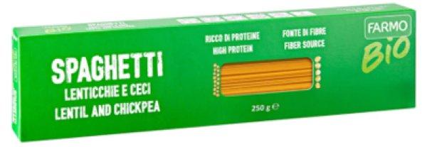 画像1: グルテンフリーパスタ・スパゲッティ(レンズ豆、ひよこ豆) 250g (1)